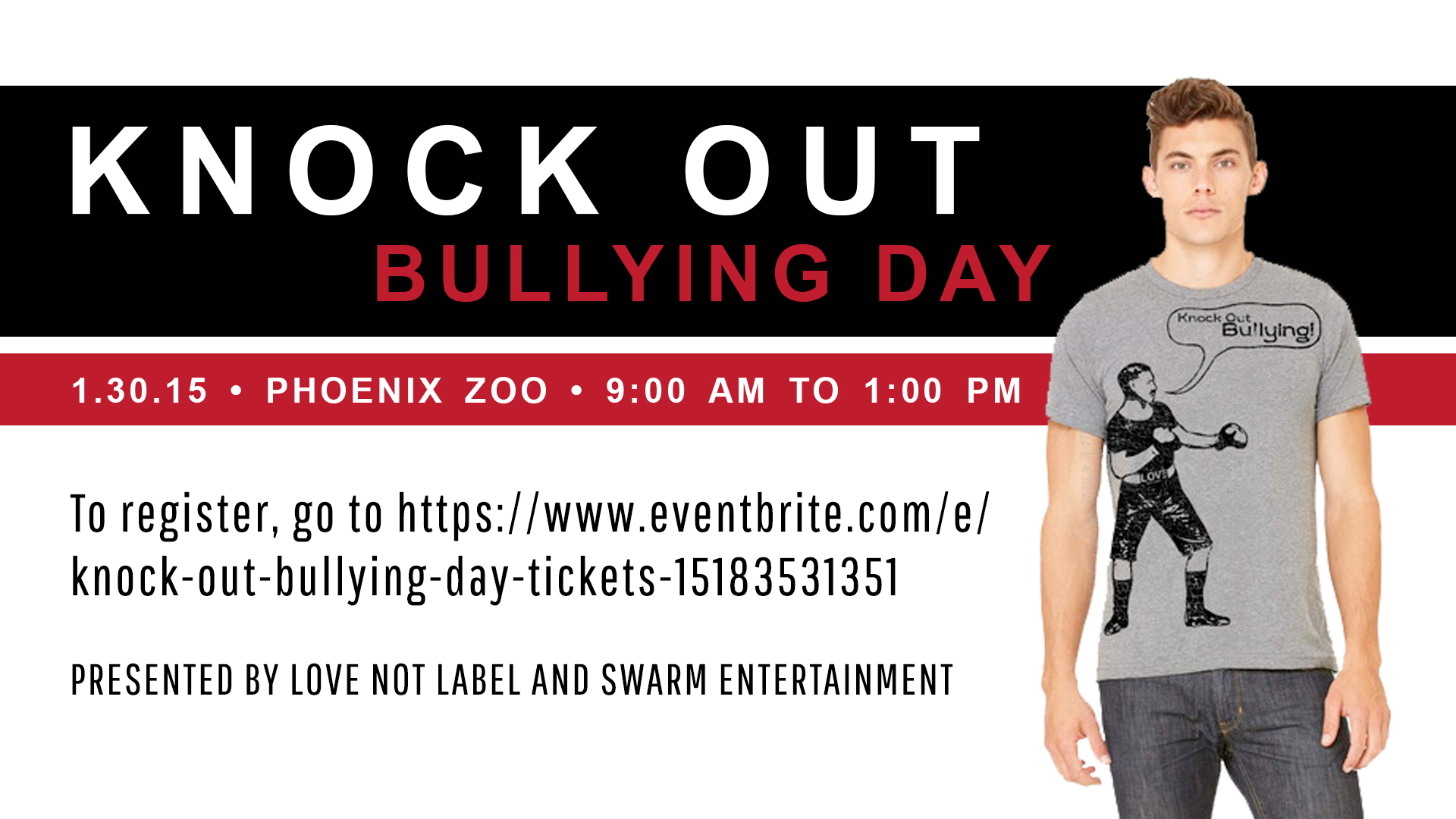 Knock Out Bullying Day at the Phoenix Zoo